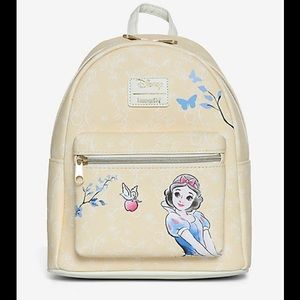 Loungefly Snow White Sketch Mini Backpack